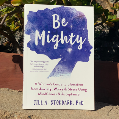 Be Mighty Book (4 copies left!)