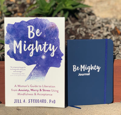 Be Mighty Book and Journal Combo