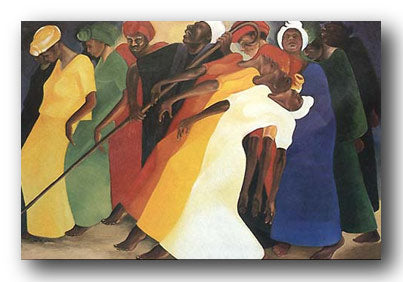 Dancing For The Lord - Bernard Hoyes