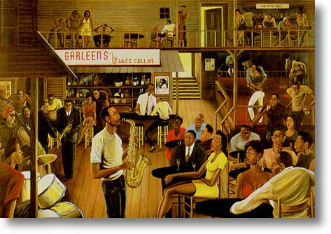 Jazz From The Cellar - Ernest Watson