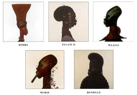 The Africa Series - Kadir Nelson - Giclees