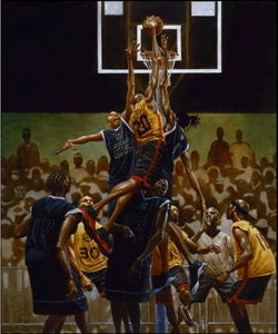 The Rucker - Kadir Nelson