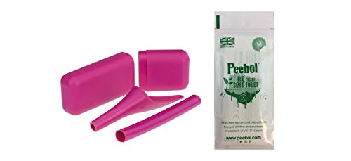 Shewee Extreme Reusable Pee Funnel â?? The Original Female Urination Device Since 1999! Quickly, Eas