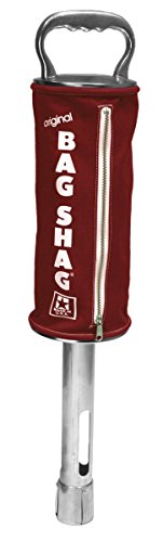 Original Bag Shag Practice And Range Golf Ball Shagger Made In The Usa, Red