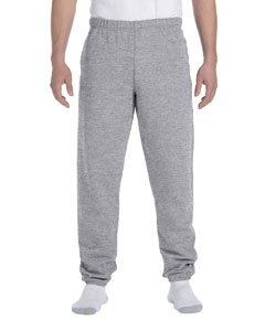 Jerzees Men's Super Sweatpants with Pocket (Oxford/3X-Large)
