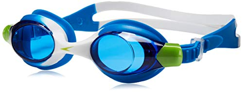 Speedo Unisex Child Swim Goggles Skoogle Ages 3   8, Blue Ocean, One Size