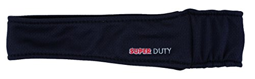 Headsweats Super Duty Headband, Black, One Size Fits All