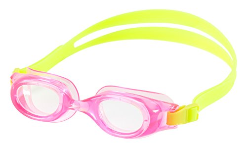 Speedo Jr. Hydrospex Classic Swim Goggles, No Leak, Anti Fog, And Easy To Adjust With Uv Protection,