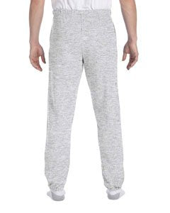 Jerzees 4850MP Super Sweats Adult Fleece Pant44; Ash44; Large