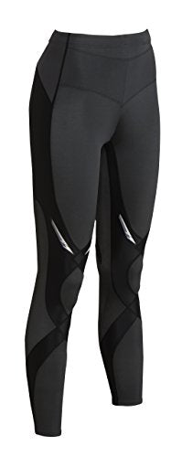 Cw X Women's Stabilyx Joint Support Compression Tight, Black, X Small