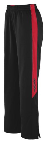 Augusta Sportswear Women's 7752 424 S, Black/Red, Small