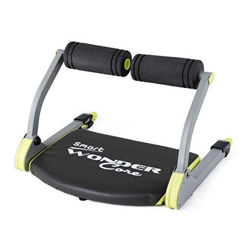 Wonder Core Smart : Body Muscle Toning + Cardio   Fitness Equipment   Compact & Portable   Muscles B