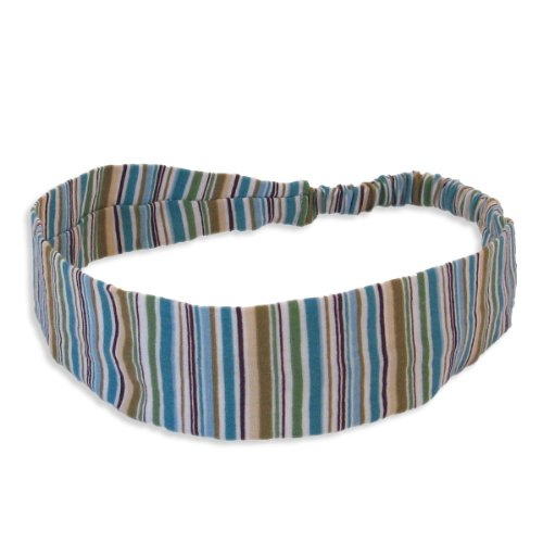 Bliss Stripe Fabric Headband