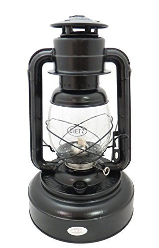 Dietz #2500 Jupiter Oil Lantern (Black)