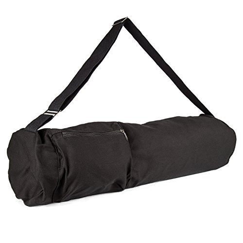 Peace Yoga Air Vent Yoga Mat Bag Black Catcher