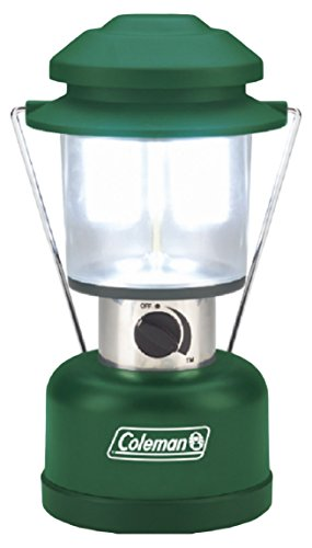 Coleman LED Lantern | Twin Lantern with Water-Resistant Design