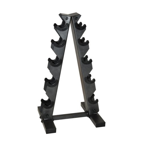 Cap Barbell A Frame Dumbbell Weight Rack, Carbon