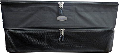 Samsonite Expanding Golf Trunk Locker Organizer, Black