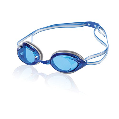 Speedo Vanquisher 2.0 Swim Goggle, Blue, One Size