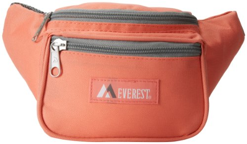 Everest Signature Waist Pack - Standard, Coral, One Size