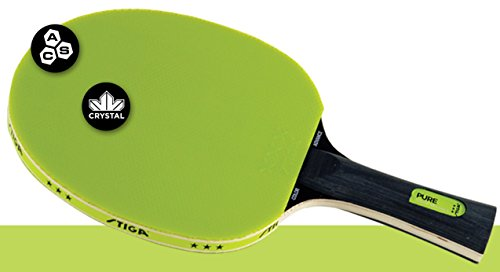 Stiga Pure Color Advance Table Tennis Racket, Blue