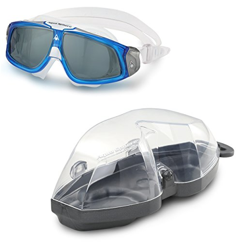 Aqua Sphere Seal 2.0 Adult Swim Goggle Smoke Lens / Tblue