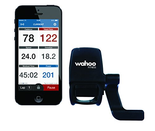 Wahoo Blue SC Speed and Cadence Sensor, Bluetooth / ANT+