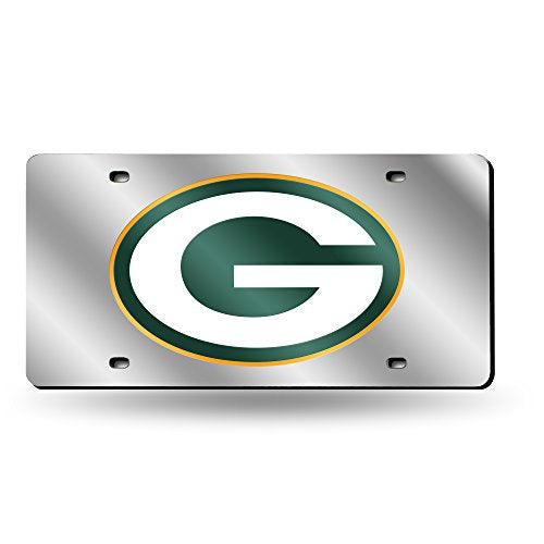 Rico Industries NFL Green Bay Packers Laser Tag (Silver)