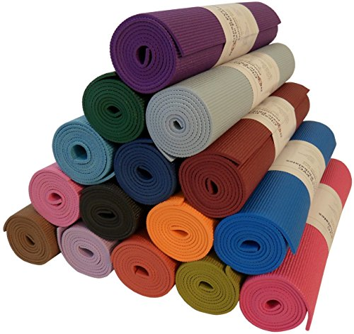 Bean Products Yoga Monster Mat   Extra Thick 1/4