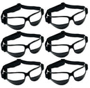 Image of Unique Sports 6 Pack Dribble Specs Basketball Training Aid, Black, One Size Fits All