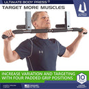 Image of Joist Mount Pull Up Bar by Ultimate Body Press
