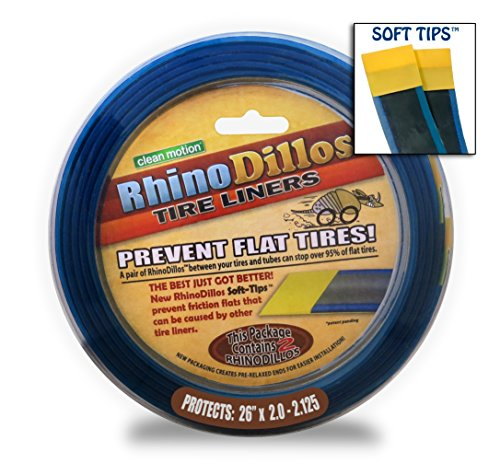 RhinoDillos Tube Protector (Sold in Pairs)