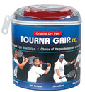 Image of Tourna Grip XXL, Original Dry Feel Tennis Grips (30/Roll Pack)