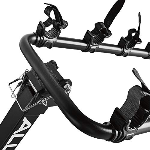 Allen Sports Deluxe 4-Bike Hitch Mount Rack, Model 542RR-R