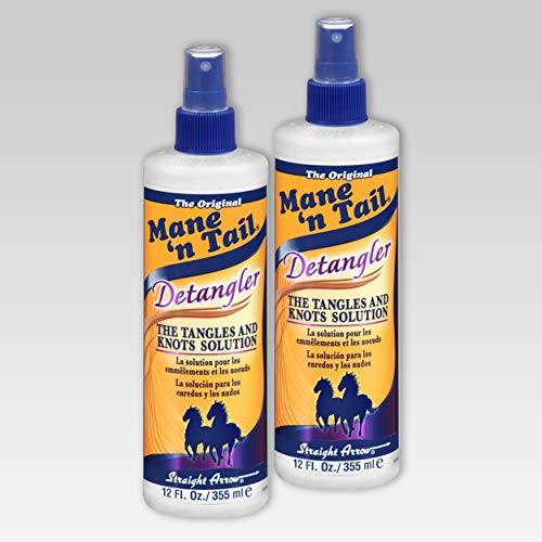 Mane 'n Tail Detangler 12 oz (Pack of 2)
