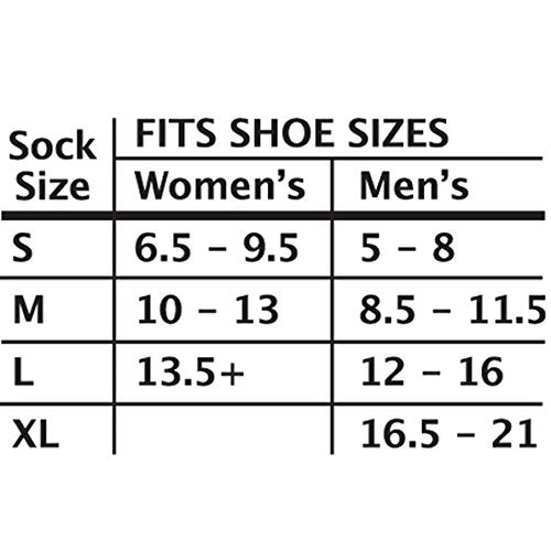 Extra Wide Comfort Fit Athletic Crew (Mid-Calf) Socks for Men - Black - Size 8.5-11.5 (up to 6E wide) - 3PK