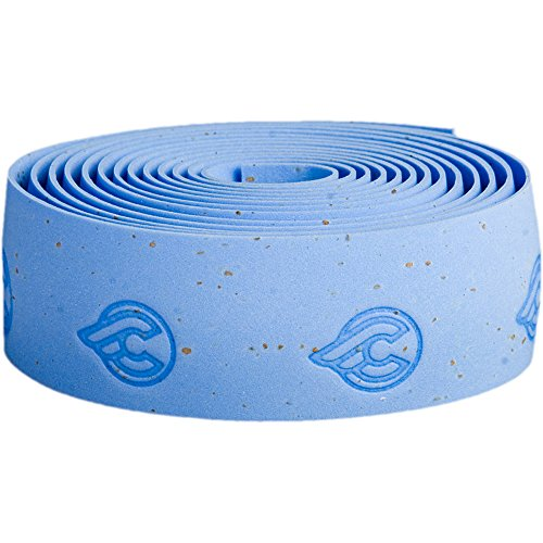 Cinelli Cork Ribbon Handlebar Tape, Blue Prince