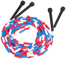 Image of K-Roo Sports 16-Feet Double Dutch Jump Ropes with Plastic Segmentation (2-Pack)
