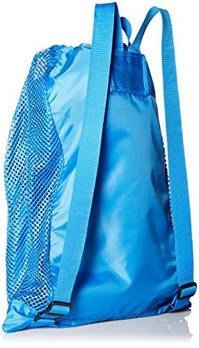 Speedo Deluxe Ventilator Mesh Equipment Bag, Imperial Blue, 1SZ