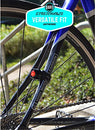 Image of Stupidbright SBR-1 Rear Bike Tail Light Strap-On LED Micro Bicycle Lights