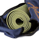 Image of Peace Yoga Air Vent Yoga Mat Bag Black Catcher