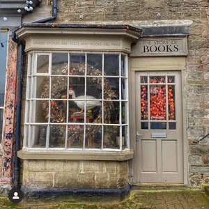 NEWS // Our bookshop in Hay-on-Wye