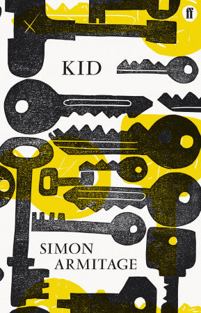 Kid by Simon Armitage (Hardback)
