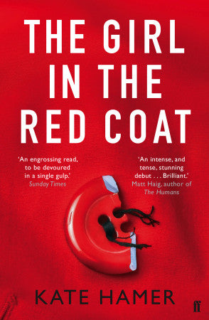 The Girl with the Red Coat by Kate Hamer