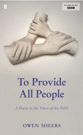 To Provide All People by Owen Sheers (Hardback)
