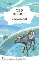 A March Calf by Ted Hughes (Hardback)