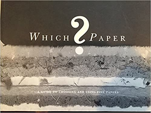 Which Paper? by Silvie Turner
