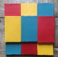 Pocket leather notebooks - CARNIVAL