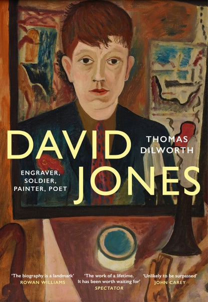 David Jones by Thomas Dilworth
