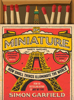 Miniature by Simon Garfield (Hardback)